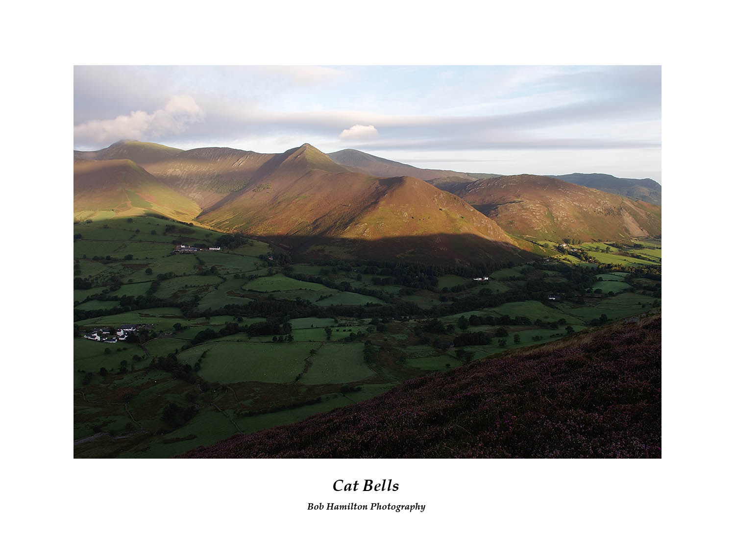 DSF1148 Rowling End Causey Pike Sail and Ard Crags from Cat Bells
