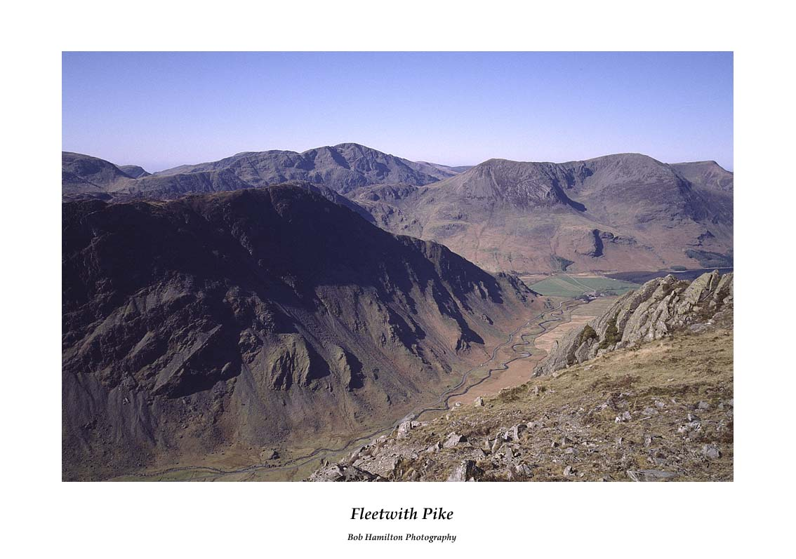Fleetwith Pike from Dalehead