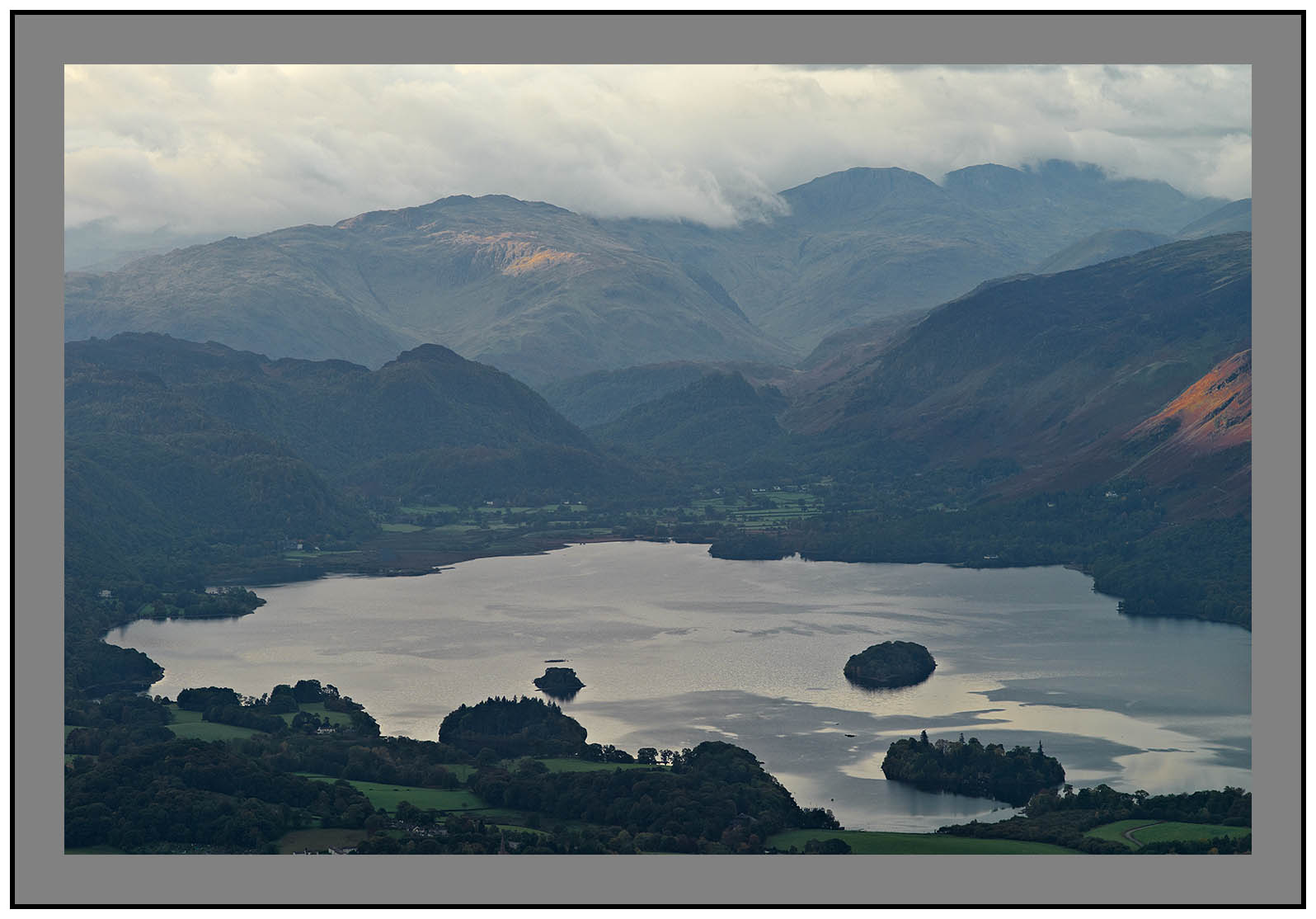 L1000175a Daybreak on Borrowdale