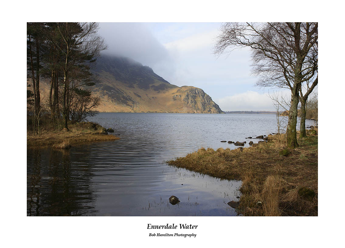 Ennerdale Water and Anglers Crag