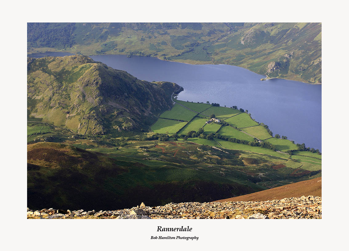 Rannerdale from Grasmoor