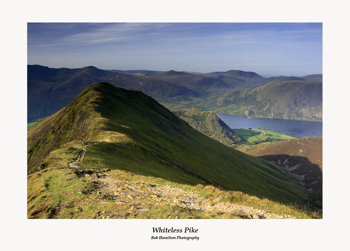 Whiteless Pike from Wandope