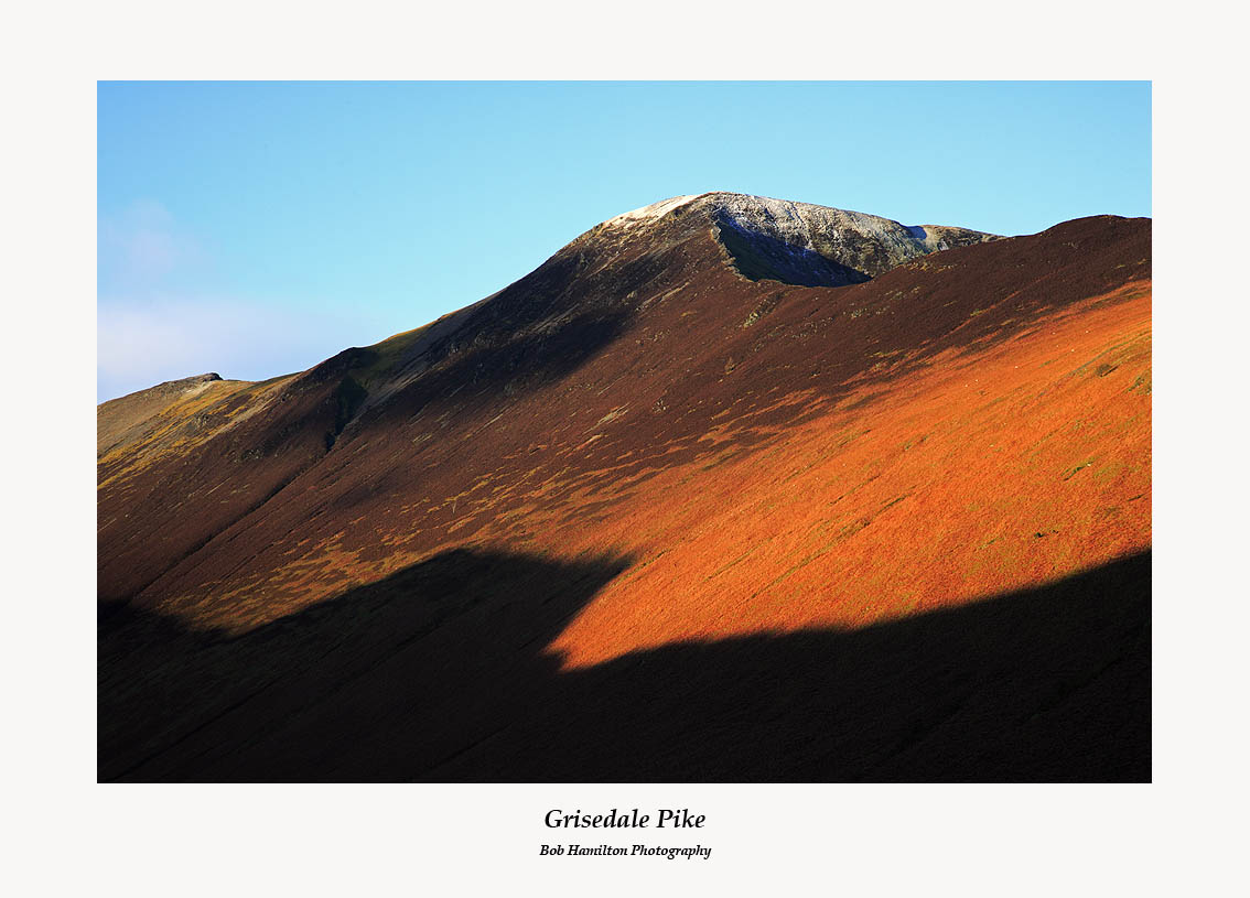 Grisedale Pike from Coledale