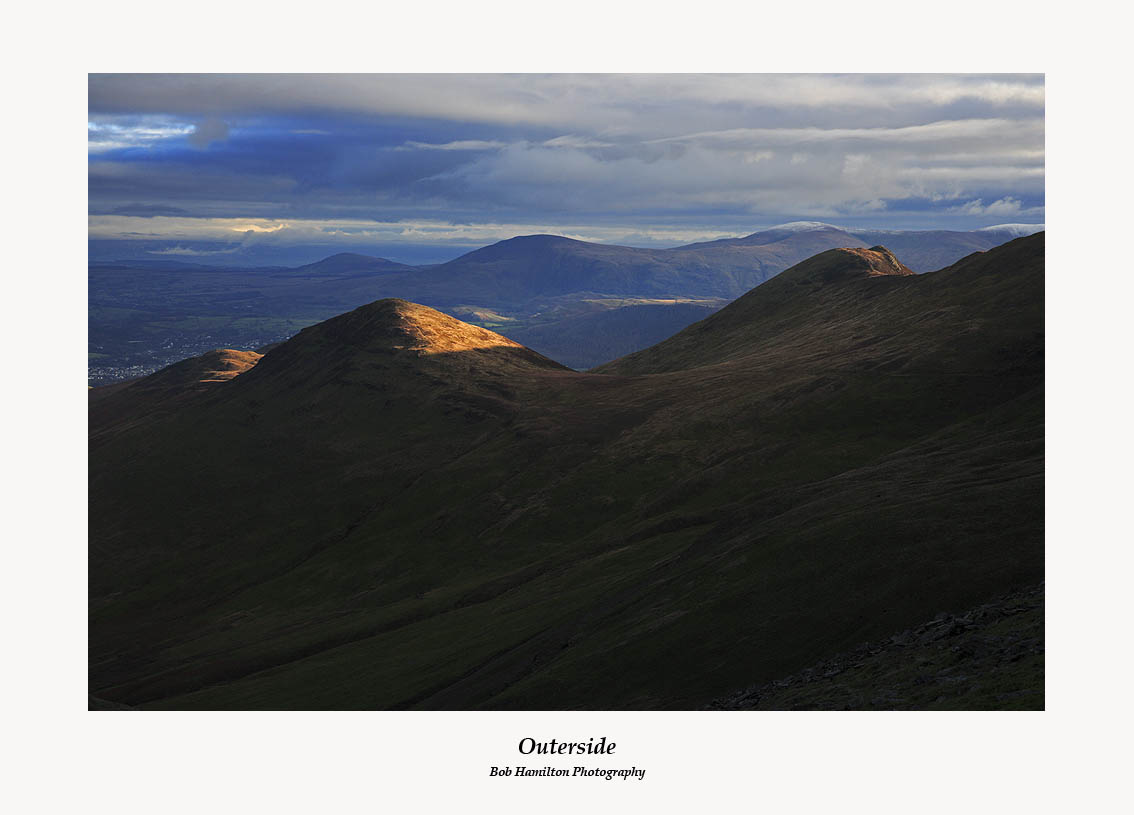 Outerside from Coledale Hause