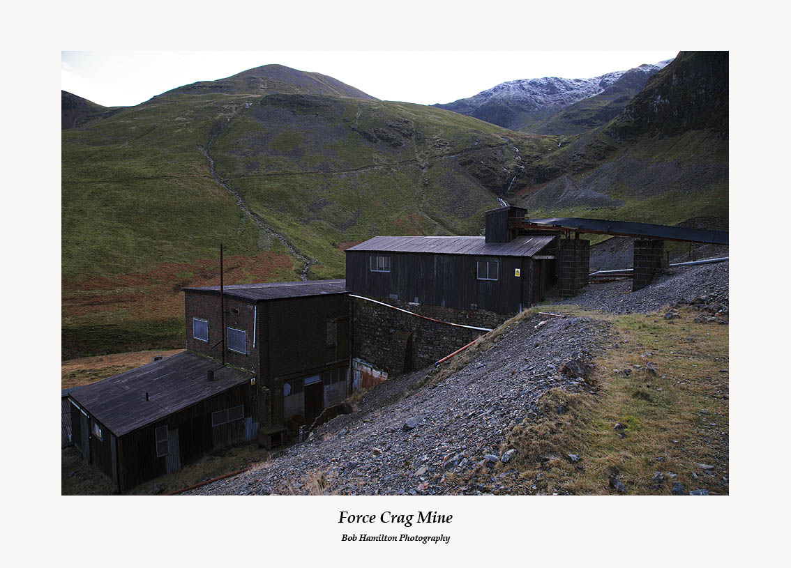Force Crag Mine Coledale