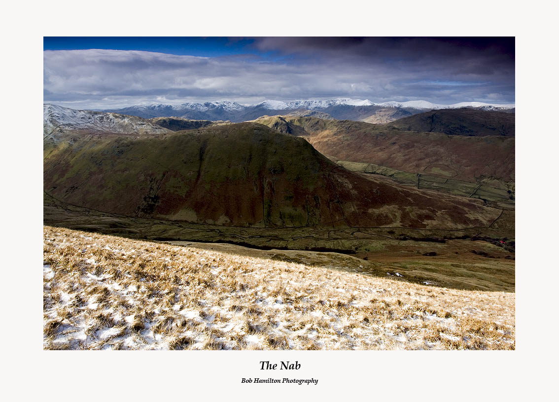 The Nab from Red Crag Martindale