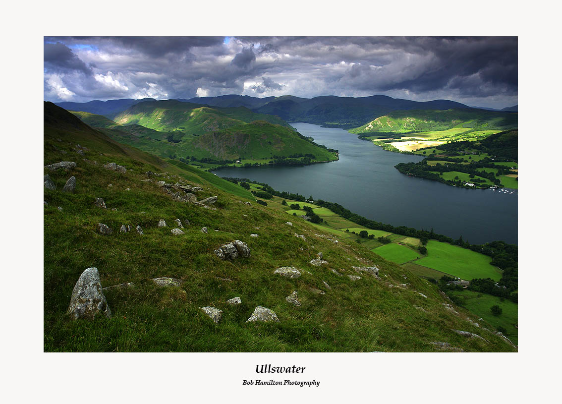Between Storms!