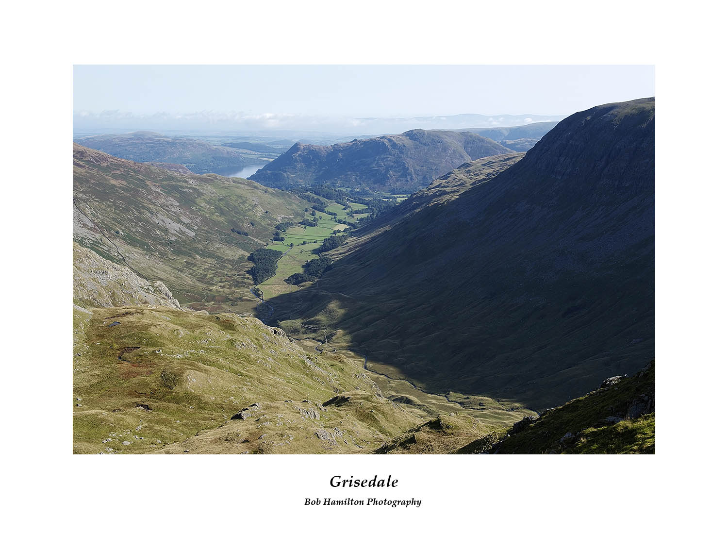 DSF1046 Grisedale from Dollywagon Pike