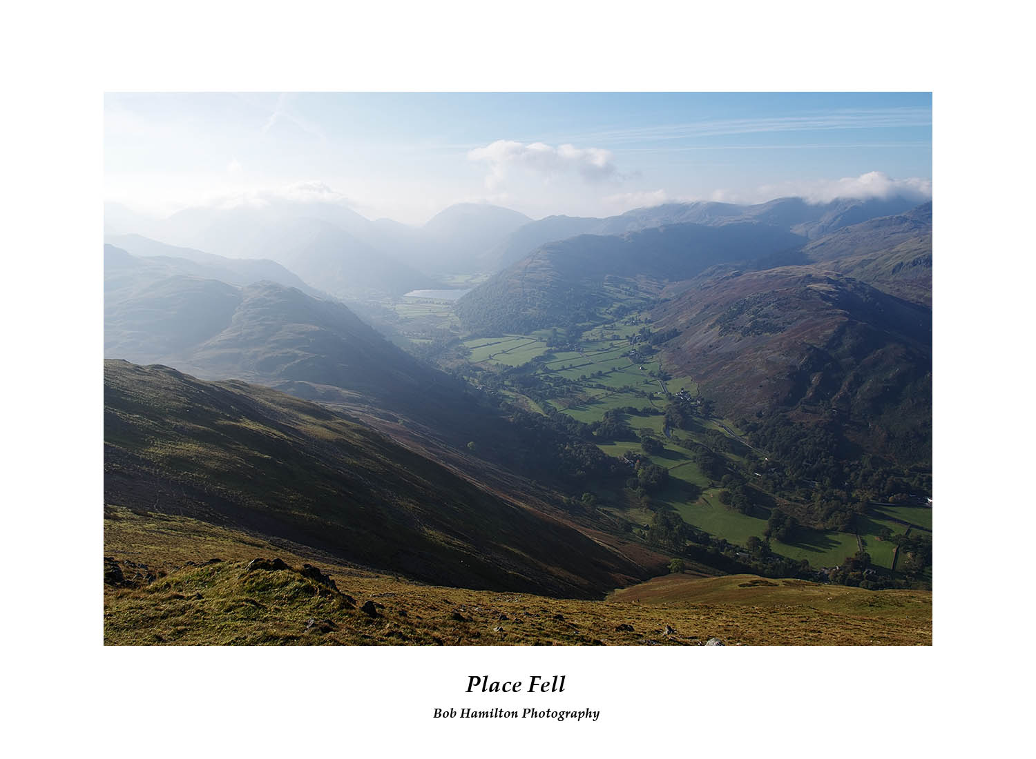 DSF1508 Brothers Water and Dovedale from Place Fell