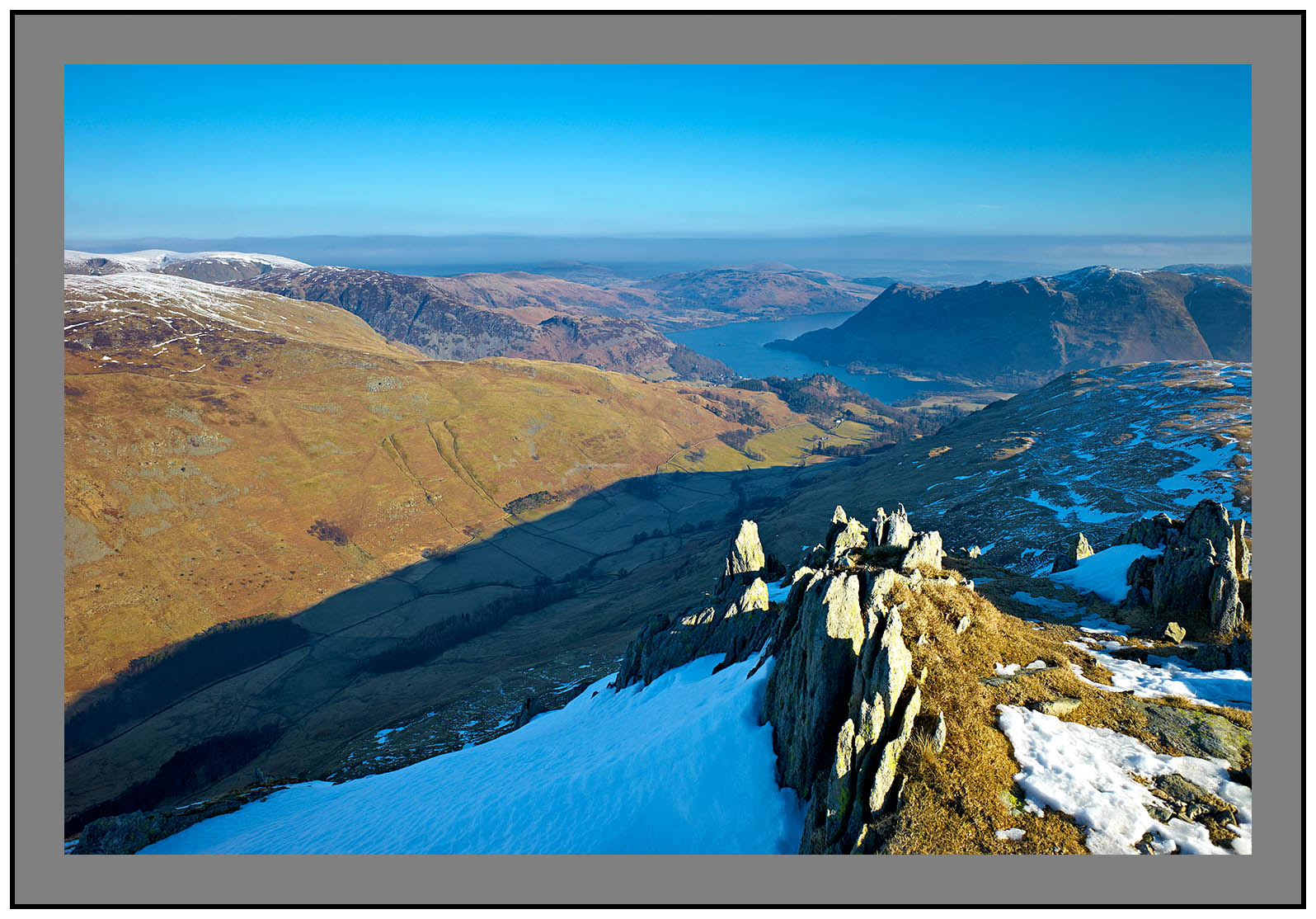 L1001601 Ullswater from St Sunday Crag
