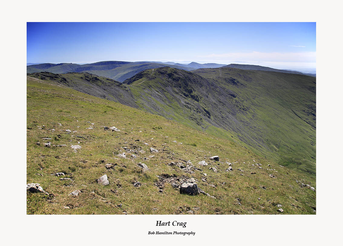 Hart Crag and Dove Crag from Fairfield