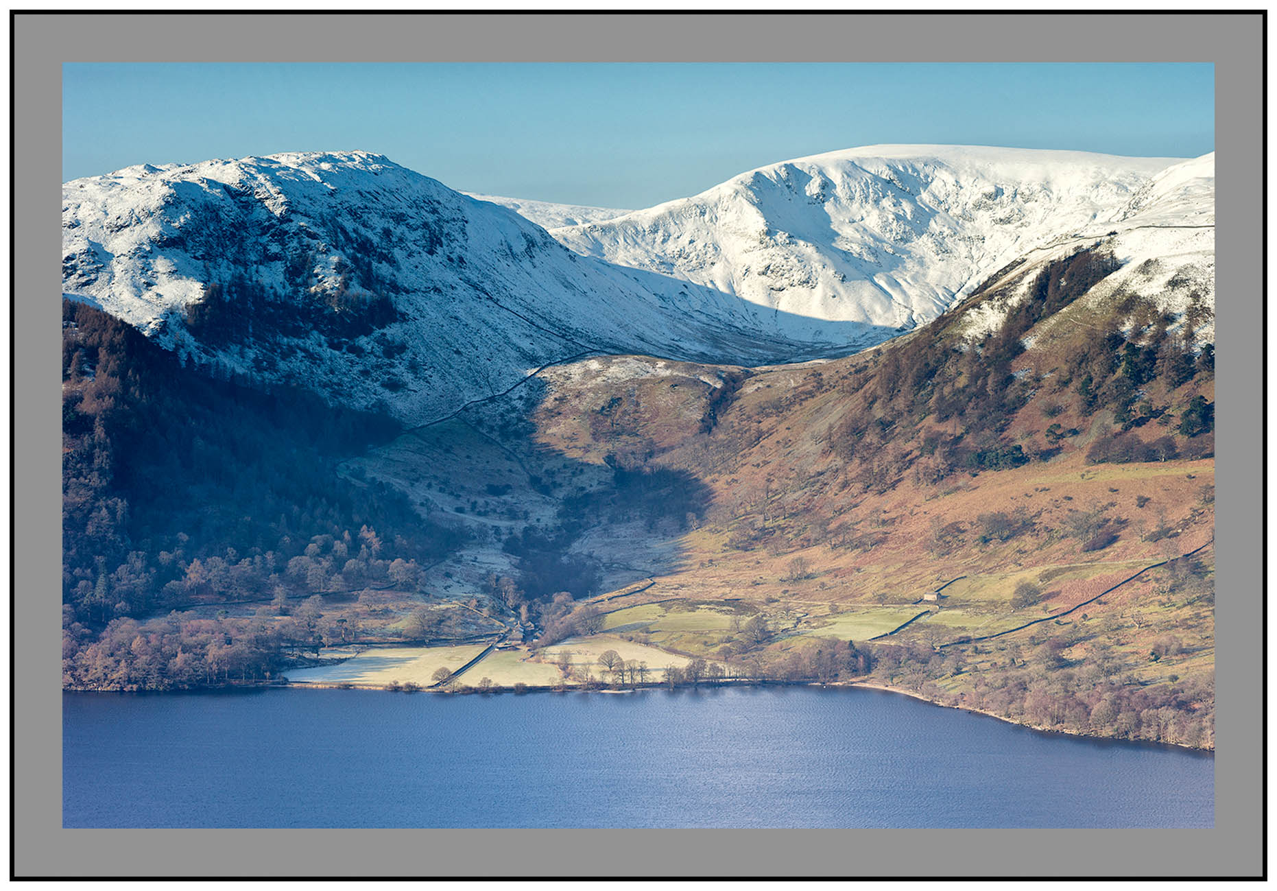 S2015443 Sheffield Pike and Glencoyne Head across Ullswater from Long Crag