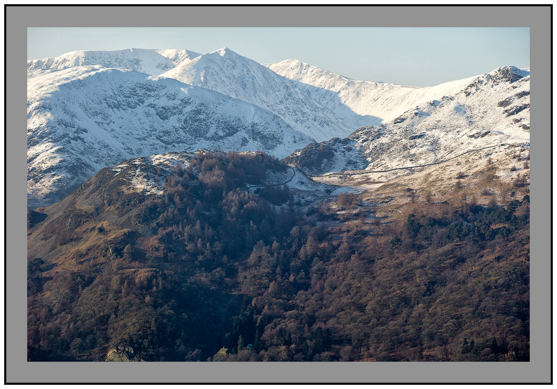 S2015452 Winter on the Helvellyn Massif