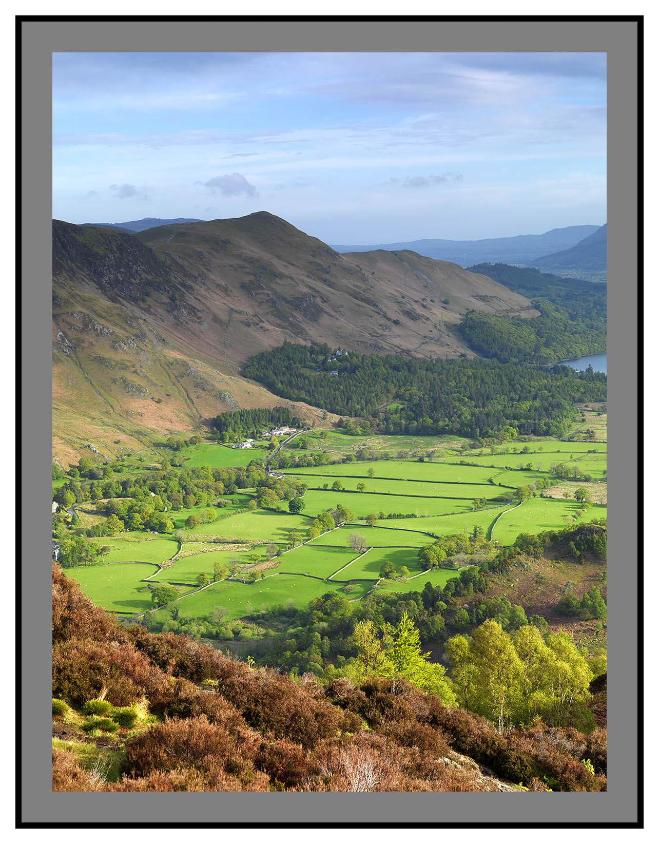 A 3362 Catbells from Kings How
