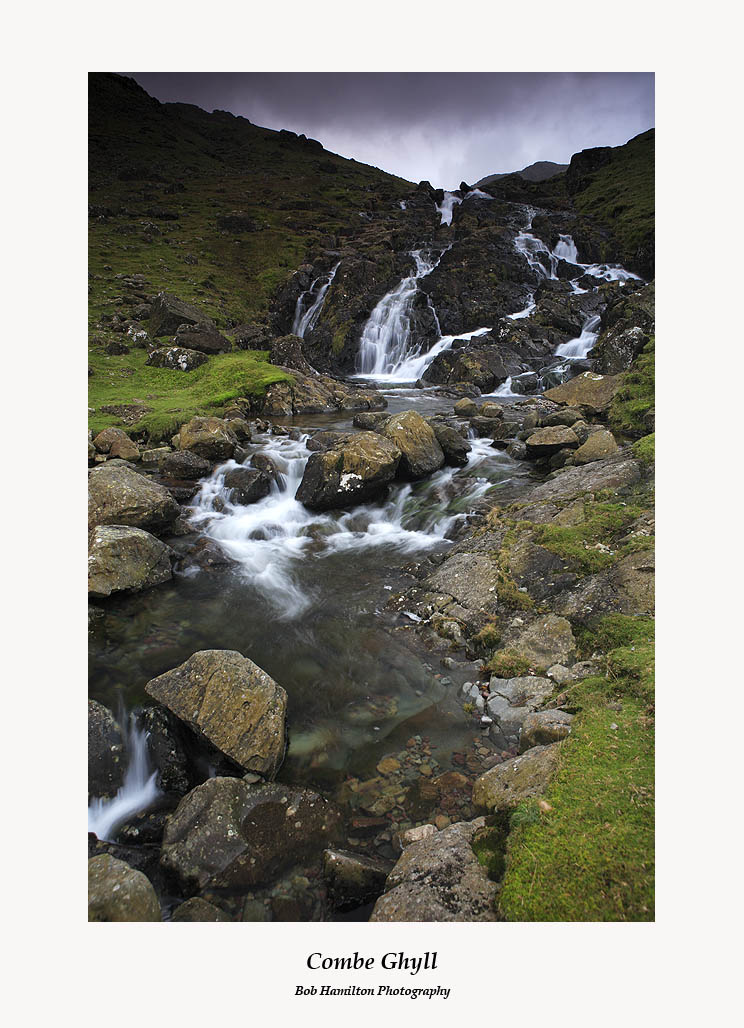 Combe Ghyll Borrowdale