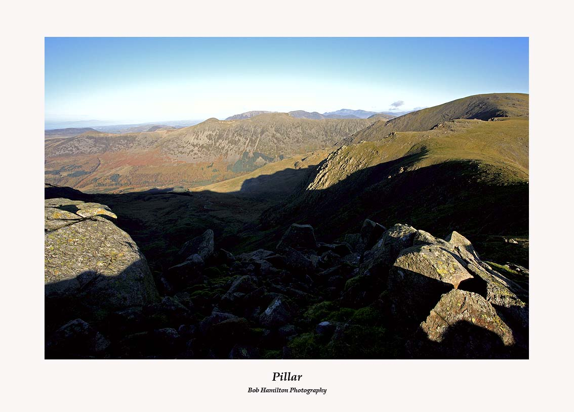 Pillar from Scoat Fell