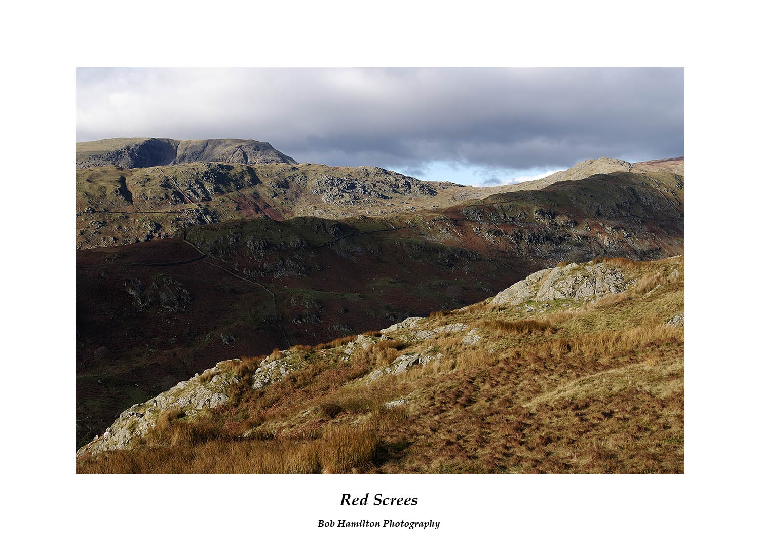DSF2090 Red Screes from Troutbeck Tongue