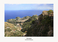 Taormina from Castelmolo