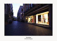 Taormina-Corso Umberto at First Light