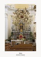 Noto- Church Altar