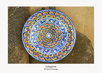 Caltagirone-Scalazza Ceramic