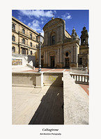 Caltagirone-Church of Santa Maria del Monte
