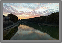 L1000825a Dawn over the Tiber