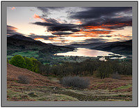 A07897 Sunrise over Loch Tay