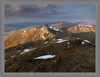 A 02663 Beinn Ghlas from Ben Lawers