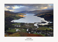 Loch Tay from Creag Bhuidhe