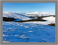 A4514553 Winter on Lamington and Tinto Hill