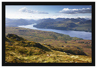 46E4884 Loch Katrine from Ben Venue