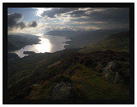 7290599 Evening light on Loch Katrine from Ben A'an
