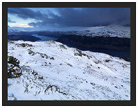 A 01271 Daybreak on Ben Lomond