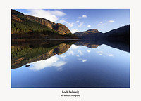 Loch Lubnaig the Trossachs