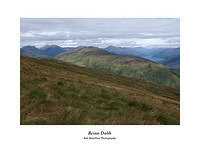 DSF0866 The Arrochar Alps and Loch Lomond from Beinn Dubh