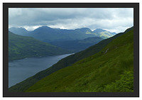 L1001359 Loch Lomond from the Ptarmigan Ridge