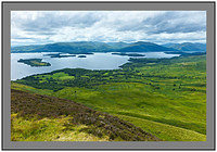 L1003765 Loch Lomond from Conic Hill