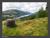 O125394 Loch Voil from Creag an Tuirc