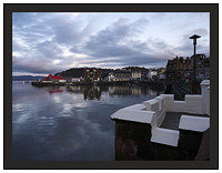 1000430 Early morning Oban