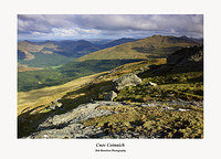 Ben Donich from Cnoc Coinnich