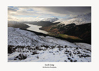 Loch Long The Brack and The Cobbler from Cruach Tairbeirt