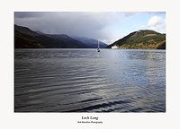Storm brewing over Loch Long