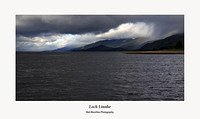 Loch Linnhe and the hills of Ardgour from Corran