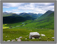A 4914 Glen Etive from Ben Starav