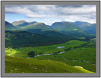 A 4926 Glen Etive from Ben Starav