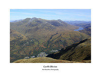 MG 2439 Kinlochleven the eastern Mamores and Loch Eilde Mor from Garbh Bheinn