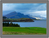 A 6393 Ben Tianavaig and the Storr escarpment