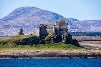 DSC1201 Duart Castle from the Mull ferry