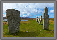 L1002620 Standing Stones at Calanais Isle of Lewis